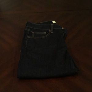 NWOT Gap Classic Blue Jeans
